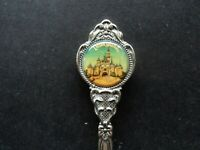 silver-plated souvenir spoon Disneyland