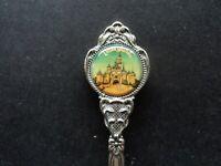 silver-plated souvenir spoon Disneyland