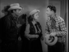 """16mm THE ROY ROGERS SHOW 3-3-57 """"ACCESSORY TO CRIME"""" SHOW # 104 - LOOK!"""
