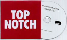 MANCHESTER ORCHESTRA Top Notch 2014 UK 1-track promo CD