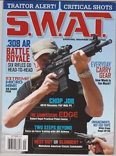 S.W.A.T. MAGAZINE September 2013, Survival, Weapons & Tactics.