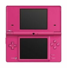 Nintendo DSi Handheld Video Game System With Charger Pink Tested Working