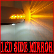 LED Winker Side Mirror Cover For 01 06 Hyundai Elantra