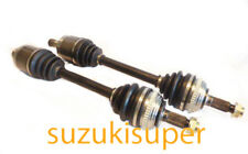 2 Left + Right CV Joint Axle Shaft Honda CRX EG 1.6L V-TEC Quality Pair