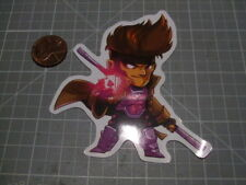TOON GAMBIT Sticker / Decal Bumper Stickers Actual Pattern NEW GLOSSY