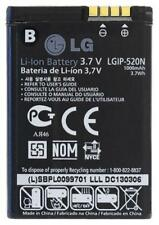 LG GD900 CRYSTAL BL40 BL40E AN270 GD900E GW505 1000mAh Battery-LGIP-520N