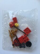 New Lego Ninjago Kai ZX mini figure Complete in Package (still sealed) 9441