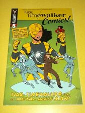 IVAR TIMEWALKER #5 VALIANT COMICS VARIANT