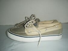 Women's SPERRY TOP-SIDER Marine 2 Eyelet BOAT SHOES sz 5 1/2 M L-7 CH24 9561143
