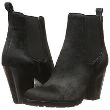 New in Box FRYE Womens Tate Haircalf Chelsea Boot Black 8.5 M $ 349