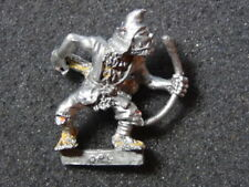 Warhammer Fantasy Battle 1980 ORC ARCHER #3 - Citadel Miniatures Games Workshop