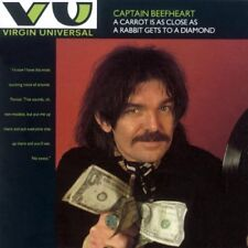 Captain Beefheart-A Carrot Is As Close As a Rabbit Gets to a Diamond  CD NEW