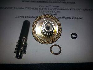 1 Quantum Part# SQ4011-02 Main+Pinion Gear Fits Cabos CSP40PTSB,CSP30PTSC
