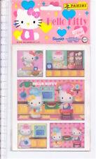 HELLO KITTY 2002 Sanrio Panini italy sticker sheet - adesive sigillate