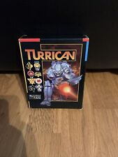 Turrican -VERY RARE  Commodore 64 (C64)  TESTED