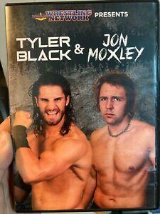 Tyler Black (WWE's Seth Rollins) And Jon Moxley region 1 DVD (pro wrestling)