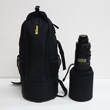 Nikon AF-S Nikkor 200-400mm f/4 G IF ED VR SWM Lens W/ C-PL1L Filter - Nikon USA