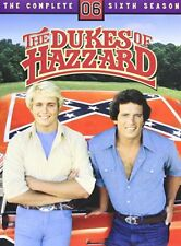 The Dukes Of Hazzard: Series Season 6 DVD R1 New