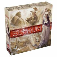 Elysium - Board Game Forge Your Own Legend In Mythological Greece Space Cowboys