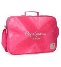 Pepe Jeans Clea mochila escolar 6.38 litros 38 cm Rosa