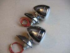 Daimler DB18 Saloons & DHC Alternative Front Lucas Side Lamp assembly New (2)