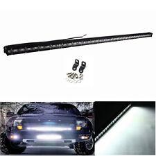 "Slim 38inch 108W CREE Single Row LED Work Light Bar DRIVING ATV Lamp Offroad 39"""