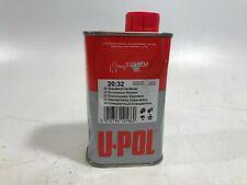 U-POL 2327 Standard Hardener 250ml - Lot of 3!