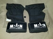Crossfit Gloves By Man Inc. Size Large