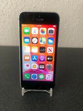 New listing Good Apple iPhone Se 32Gb Space Gray A1662 (Cdma + Gsm Unlocked)