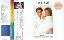 Wham! / Live At Brixton Academy 1986 / 2CD With OBI STRIP / SOUNDBOARD / New!