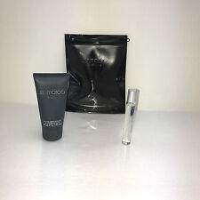 Jimmy Choo Man 3pc Set: EDT Spray 7ml, After Shave Balm 50ml, Bag, New