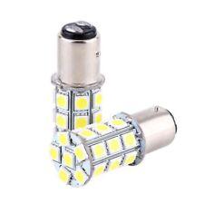 1157 P21/5W Bremslicht Rücklicht BA15d 2 Weiß 1157 P21/5W 27 LED SMD Bremslic ..