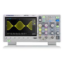 Siglent sds1202x-e Oscilloscope (2 channels, 1 GSA/S, 200 MHz)