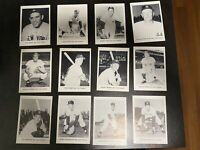 New York Yankees 1963 Jay Publishing 5x7 Picture Pack Team Set - MINT! RARE!!