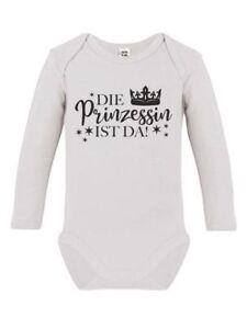 """Baby-Body """" Die Prinzessin ist da """""""