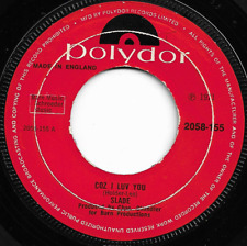 SLADE - COZ I LUV YOU / MY LIFE IS NATURAL - ORIGINAL ICONIC 70s GLAM ROCK