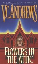 Flowers In The Attic by VC Andrews dollanganger series book 1 FREE SHIPPING v.c.