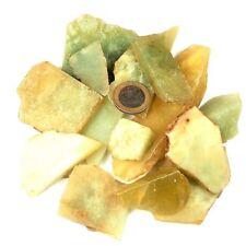 300 g  Jade / Serpentin / China Rohsteine Wassersteine Dekochips B - Qualität