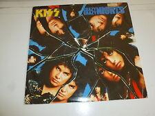 "KISS - Crazy Crazy Nights - 1988 UK 4-track 12"" Vinyl Single"