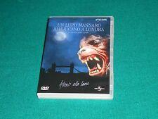 Un lupo mannaro americano a Londra Regia di John Landis
