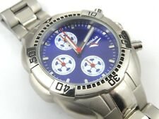 Mens  Steel Gola GLA31 Chrono Sports Watch