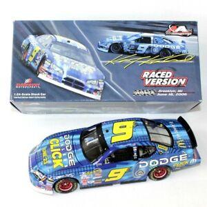 Kasey Kahne #9 Dodge Dealers Click Raced Win 2006 Nascar 1:24 Motorsports