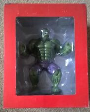Marvel Fact Files Special rare Incredible Hulk figurine figure new unopened