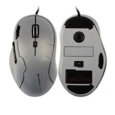 Skinomi Brushed Aluminum Full Body Cover Gaming Mouse Skin for Logitech G500