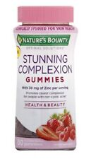 Optimal Solutions, Stunning Complexion, Mixed Berry Flavored, 60 Gummies