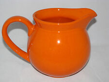 Orange Pitcher 36oz Waechtersbach German Stoneware New