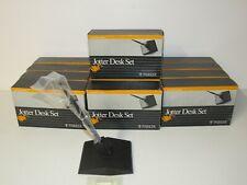 Vintage Parker Jotter Pen Desk Set. NEW OLD STOCK Read Description FREE SHIPPING
