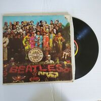 The Beatles: Sgt Peppers Lonely Hearts Club Band: Vinyl Lp (CAPITOL) MAS 2653