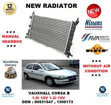 für Opel Corsa 90531547 1300173 Anleitung KEINE Klima Zustand Kühler OE-Qualität