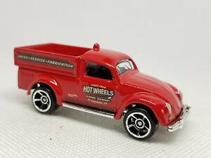 Hot Wheels VW Beetle Pickup Diecast Model 1/64 - Excellent Condition